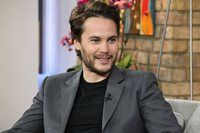 Canadian actor and model, Taylor Kitsch, drops by to talk about his new film 'John Carter' Taylor Kitsch, Photography Portfolio, Celebrity News, Gossip, Actors, Film, Celebrities, Model, Fashion