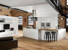 Academy Home Improvements traditional-kitchen