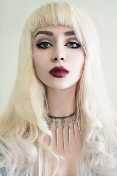 Stunning makeup.  Love the liquid liner x x