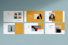 Orches Presentation on Behance Business Presentation, Presentation Templates, Keynote Design, Professional Powerpoint Templates, Targeted Advertising, Editorial Layout, Keynote Template, Branding Template, Minimalist Fashion