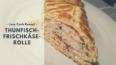 Heute präsentieren wir Euch ein ganz schnelles Rezept für eine leckere Thunfisch-Frischkäse-Rolle, die wirklich easy-peasy gemacht und low carb ist.