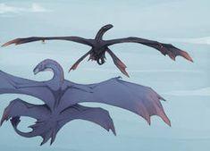 Yarna by Sandicard on DeviantArt Mythical Creatures Art, Alien Creatures, Mythological Creatures, Fantasy Creatures, Creature Concept Art, Creature Design, Dark Fantasy, Fantasy Art, Werewolf Stories