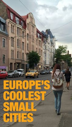 Europe's Coolest Small Cities - http://travelsofadam.com/2016/06/european-small-cities/