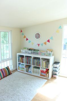 Our Playroom and Creative Space