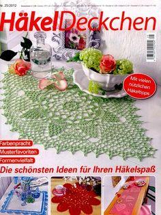 Hakel Deckchen №25 2012