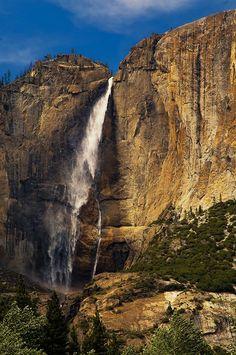 Bridaville Falls - Yosemite by Mike Blythe http://flic.kr/p/p6Ecsy