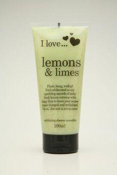 Perfume Body Spray, Mouthwash, Limes, Lemon Lime, Shower Gel, Bath Bombs, Smoothie, Lotion, Smoothies