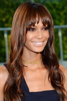 The beauty of brown hair? It's amazing versatility. See which brunettes dazzle the most in our list of brilliant brunettes.