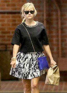 Miss Reese in T-Bags Los Angeles, again! || CROCUS || #CROCUSstyle