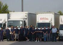Operarios de Mudanzas y Transportes CPT