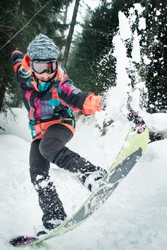 Inspiring Advice From Pro Snowboarders, some of the best advice I have read in a while!