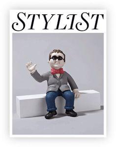 Fashion Week front row claymation by STYLIST... | UrbanExplorer.com