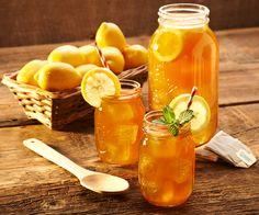 Half & Half Lemonade Southern Breeze