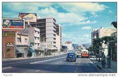 Avda Urdaneta, Caracas (1950)