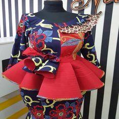 African Fashion Ankara, Latest African Fashion Dresses, African Print Fashion, African Wear, African Attire, African Blouses, African Lace Dresses, African Dresses For Women, Ankara Long Gown Styles