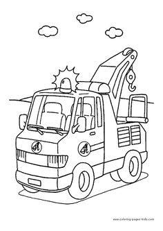 truck color page transportation coloring pages color plate coloring sheetprintable coloring