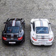 Porsche double