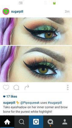 That green!!!!