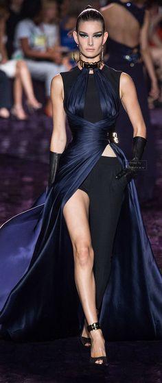 Atelier Versace Fall-winter 2014-2015.