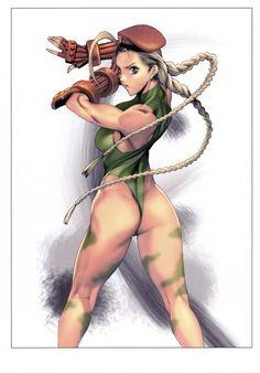 Cammy / Street Fighter
