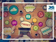 ¿Sabías que las #RedesSociales son el canal perfecto para dar a conocer tu marca? ¿Y tú, qué estás haciendo para mejorar tu negocio en internet?