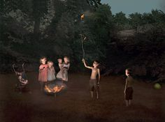 America, the banal and the bizarre: Julie Blackmon's Homegrown exhibition – in pictures