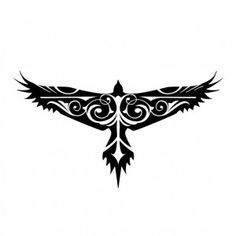 To add to the cross on my chest, put it in the middle of the hawk