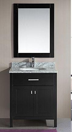 Design Element DEC076E London 30-Inch Single Sink Vanity Set Espresso https://modernbathroomvanitiesreviews.info/design-element-dec076e-london-30-inch-single-sink-vanity-set-espresso/