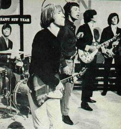 Nice aspect of CHARLIE WATTS, BRIAN JONES, MICK JAGGER, KEITH RICHARDS et BILL WYMAN