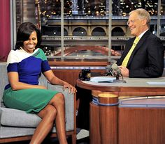 Tres awesome. Even Letterman agrees.