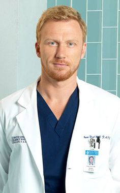Kevin McKidd as Dr.Owen Hunt in Grey's Anatomy@