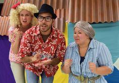 Left to Right: Elle Sullivan, Javier del Pilar, and Elicia Moran. Photo courtesy…