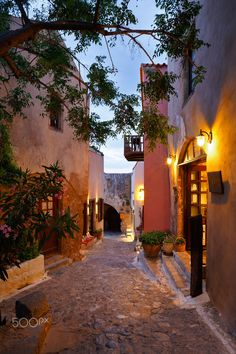 Monemvasia - Laconia, Greece