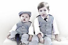 Cute kid photos Little boy dress up  Brothers