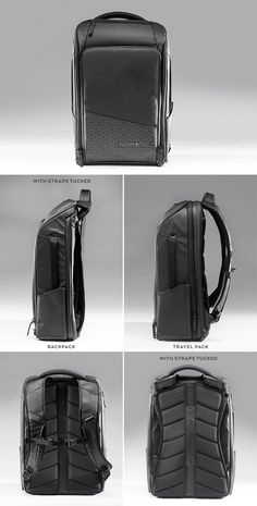The NOMATIC Backpack and Travel Pack by Jon Richards & Jacob Durham — Kickstarter