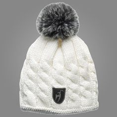 636b32b6e87 Toni Sailer Casandra Fur br. white. Ferenc Gutai · Ski caps for men