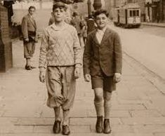 Image result for what did boys wear in the 1930's
