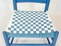 Weave your own Shaker Tape chair, rocker or stool.