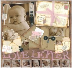 Love Letter - Candice Greenway.