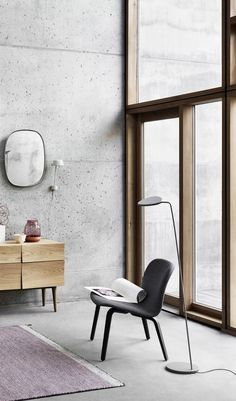 A place to share ideas, inspiration, and information related to Scandinavian interior design. Scandinavian Interior Design, Scandinavian Home, Huff House, Interior Architecture, Interior And Exterior, Pastel Interior, Scandi Style, Minimalist Design, Furniture Design