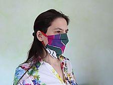 Masques | Cisaline Mask Making, Hat, Fabric