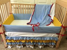 Wizard of Oz Crib Set/Baby Bedding by SewSweetBabyDesigns on Etsy https://www.etsy.com/listing/272900100/wizard-of-oz-crib-setbaby-bedding