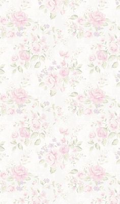 Find images and videos about text, flowers and background on We Heart It - the app to get lost in what you love. Unicornios Wallpaper, Cute Pastel Wallpaper, Flowery Wallpaper, Flower Phone Wallpaper, Phone Screen Wallpaper, Cute Patterns Wallpaper, Pink Wallpaper Iphone, Kawaii Wallpaper, Shabby Chic Wallpaper