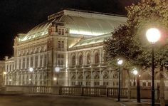 Ópera de Viena, Austria