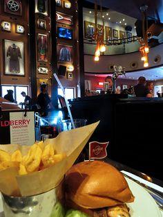 Hard Rock Cafe Lisboa in Lisboa, Lisboa, nice place!