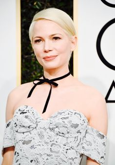8 January 2017 | Actress Michelle Williams attends the 74th Annual Golden Globe Awards at The Beverly Hilton Hotel in Beverly Hills, California. © Frazer Harrison/Getty Images North America