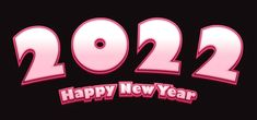 Free 2022 Happy New Year Poster
