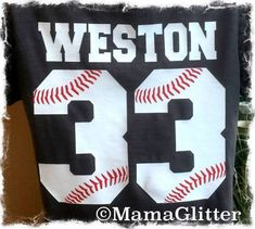 baseball shirts for moms