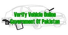 MTMIS – Online Vehicle Verification Pakistan [Complete Guide]