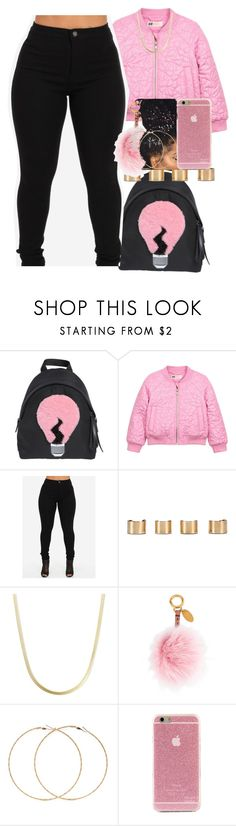 """no duh"" by thaofficialtrillqueen ❤ liked on Polyvore featuring Fendi, Maison Margiela and Forever 21"